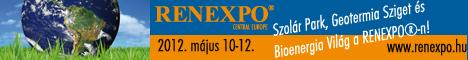 RENEXPO - 2012 május 10-12